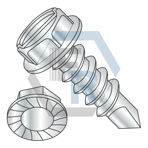 Steel Zinc, 7/16 A.F. Icon