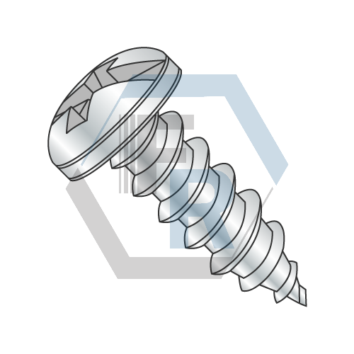 Combination Steel Zinc Icon