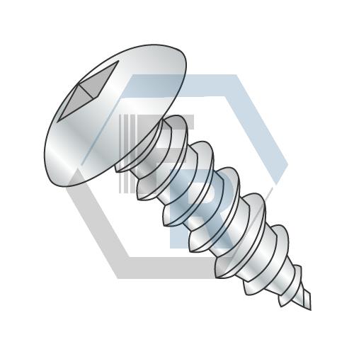 Square Recess Steel Zinc icon