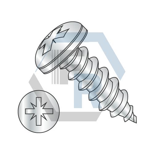 Pozi, Steel Zinc Icon