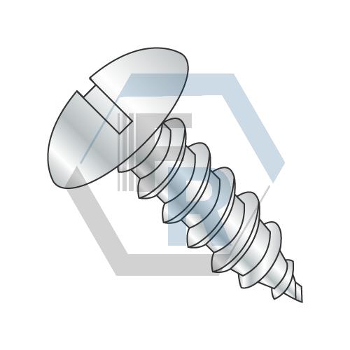 Slotted, Steel Zinc Icon