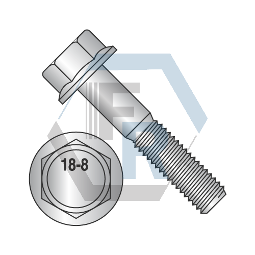 18-8 Stainless Steel Icon