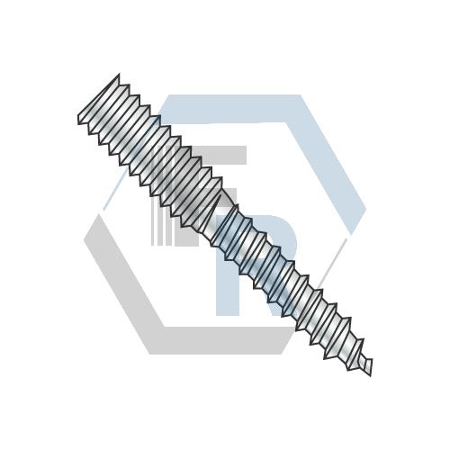 Full Thread, Steel Zinc icon