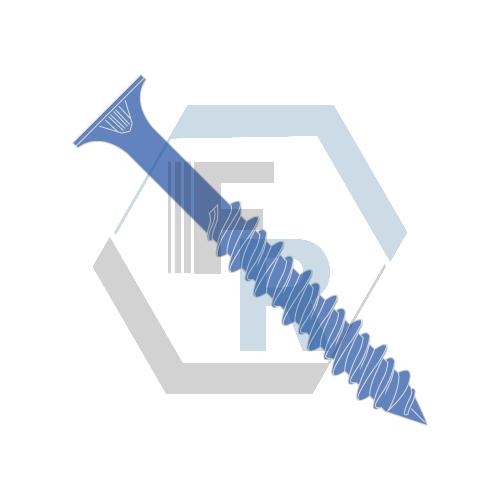 Flat Phil, Steel Blue Ruspert Icon