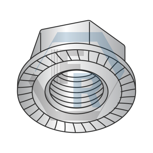 Serrated, Class 70 A2 Stainless Icon
