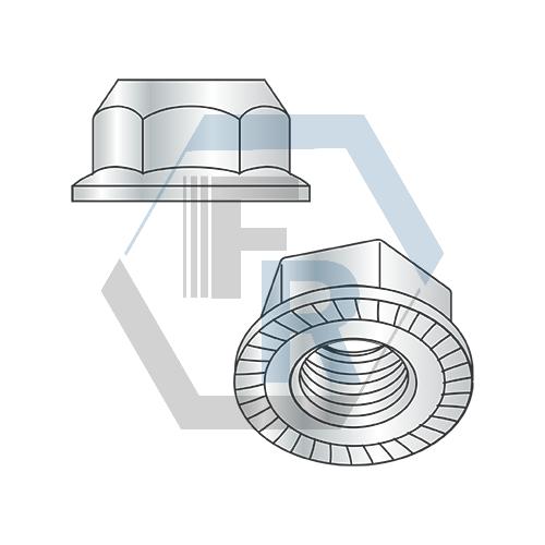 Serrated, Class 10 Zinc Icon