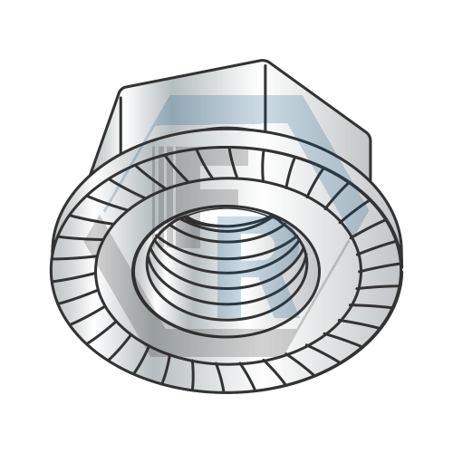 Serrated Class 8 Zinc Icon