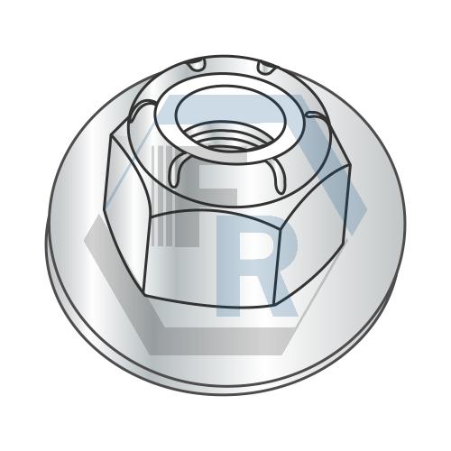 DIN 6926 Nylon Insert Flange Icon