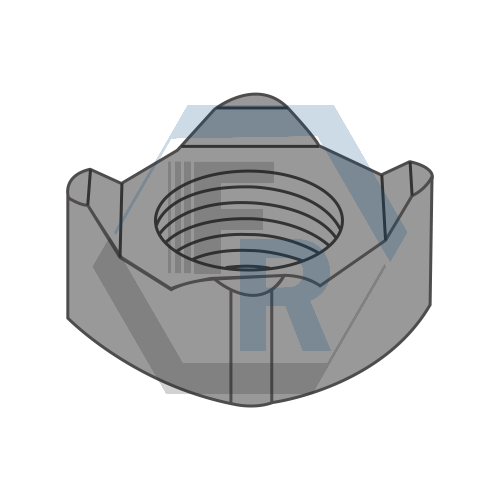 DIN 928 Stl Plain Icon