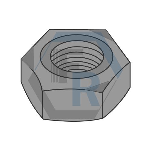 DIN 929, Steel Plain Icon