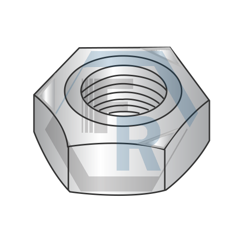 Hex, DIN 929 A2 SS Icon