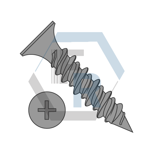 High-Low, Steel Black Phosphate Icon