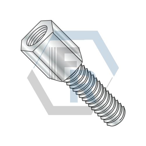 "3/16"" A.F., Steel Zinc Icon"