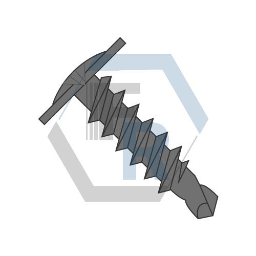 Phillips, Steel Black Oxide icon