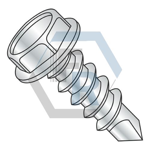 Steel Zinc, Full Thread, #1 Point icon