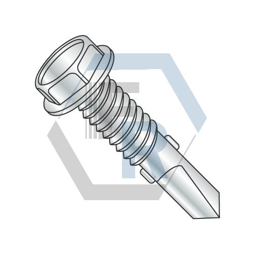 Steel Zinc, #4 Pt. w/Wings icon