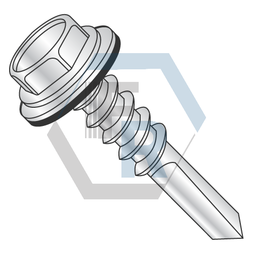 Steel Zinc, w/Neo-EPDM Washer #5 Pt. Icon