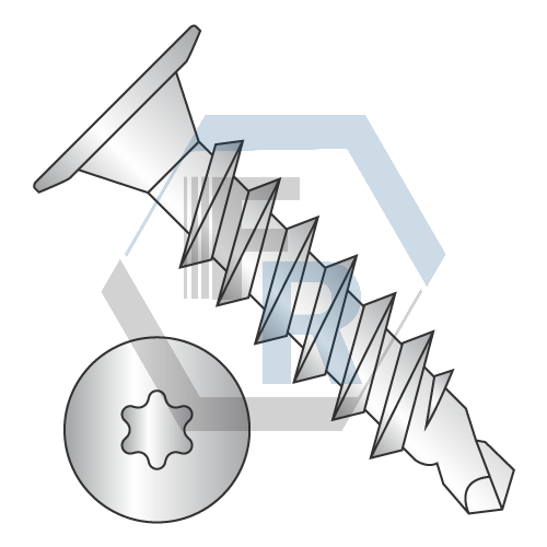 Steel Zinc, #3 Point Icon