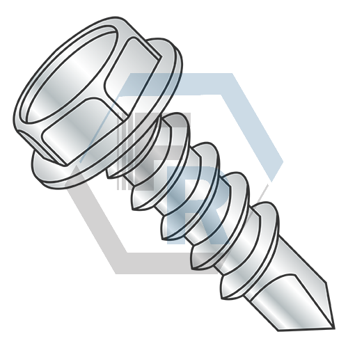 Steel Zinc, Full Thread, #2 & #3 Point icon