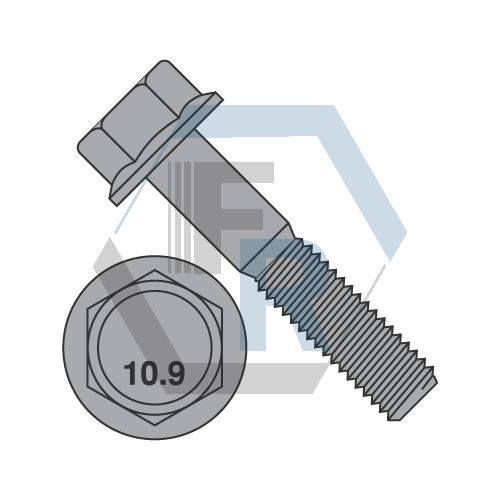 DIN 6921 Class 10.9 Plain icon