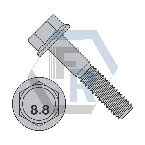 DIN 6921 Class 8.8 Plain Icon