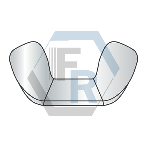Metric, Steel Zinc Icon
