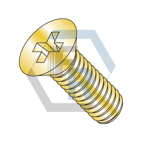 Steel Zinc Yellow Icon