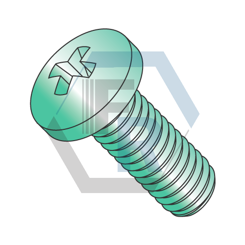 Steel Zinc Green Icon