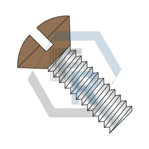 Steel Zinc w/ Brown Head Icon