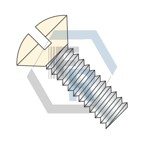 Steel Zinc w/ Ivory Head Icon