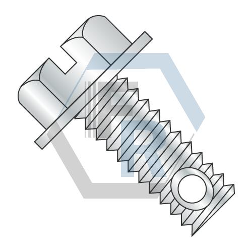 Steel Zinc w/ Drill Hole Icon