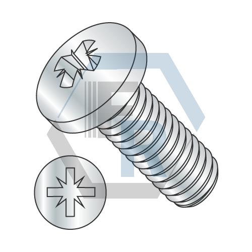 Pozi Recess Steel Zinc Icon