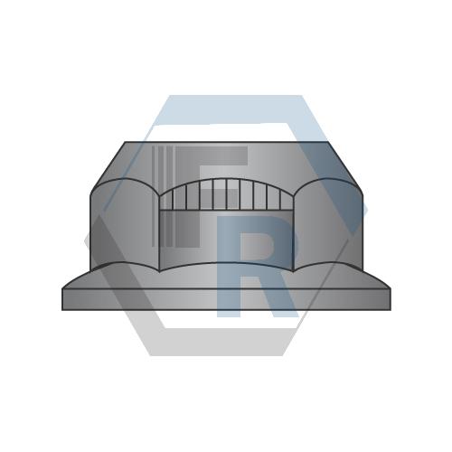 Grade-G Flange, Steel Black Phos Icon