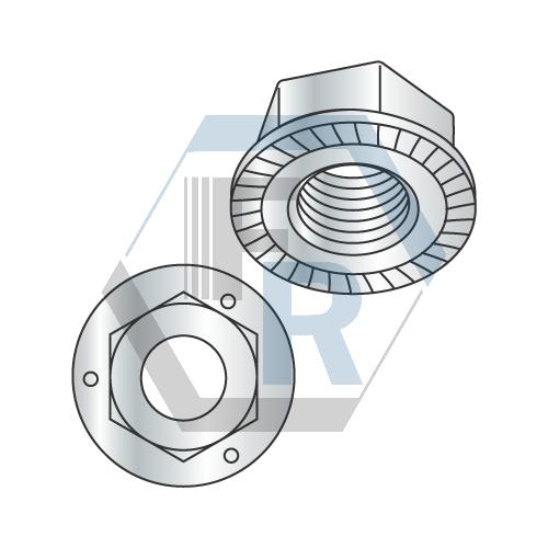 Grade 5, Steel Zinc Icon