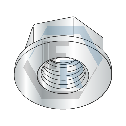 Hex Flange Icon