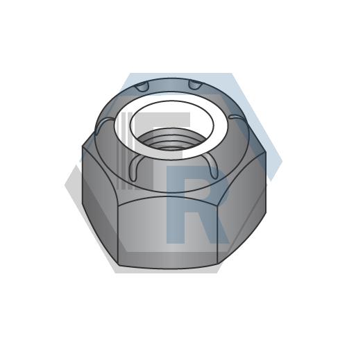 Carbon Steel, Black Zinc Icon