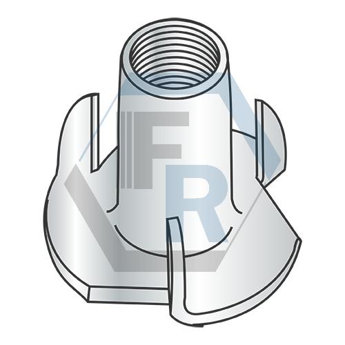 3 Prong, Steel Zinc Icon