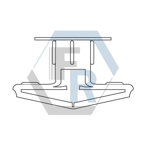 Plastic Toggle Icon