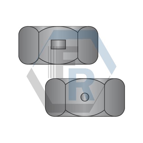 Steel Black Zinc Icon