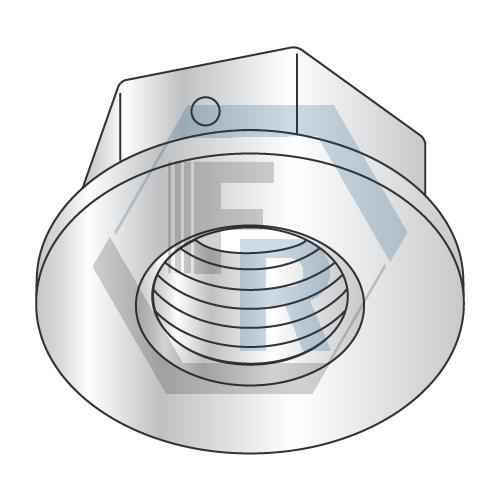 Flange Grade F, Steel Zinc Icon