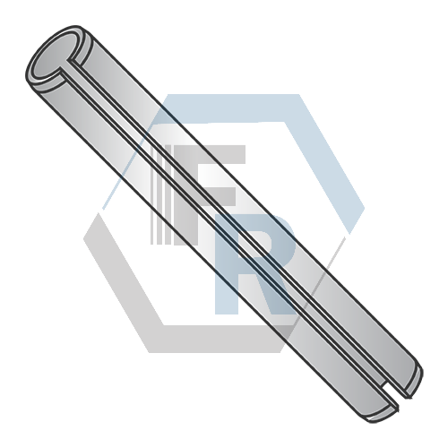 Slotted Spring Pins, 18-8 Stainless Steel Icon