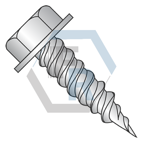 "Steel Zinc, 1/4"" A.F. Icon"