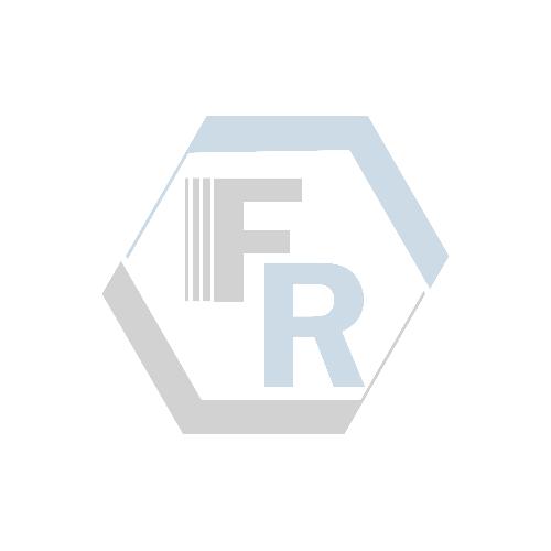Square Recess Fine w/Sharp pt, Stl Blk Phos Icon