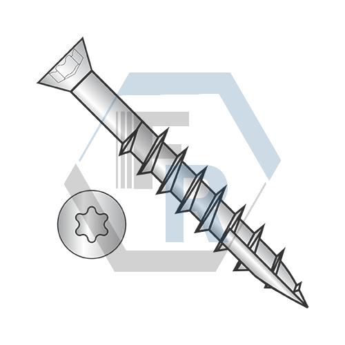 Six-Lobe Fine w/Sharp Point, 18-8 Icon